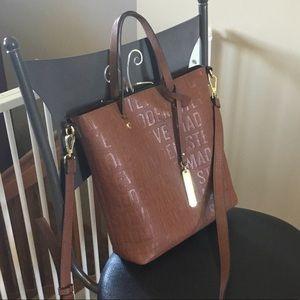 Beautiful buttery soft SteveMadden crossbody purse